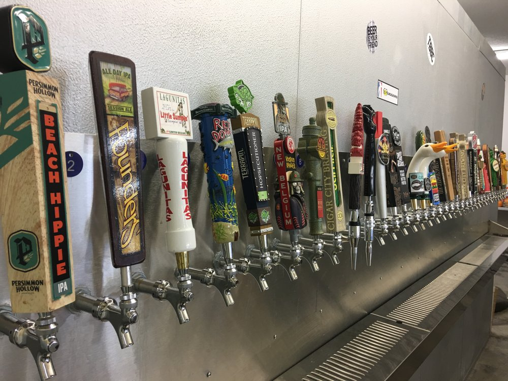 Loping Gopher Tap Room: 4601 E Moody Blvd, Bunnell, FL
