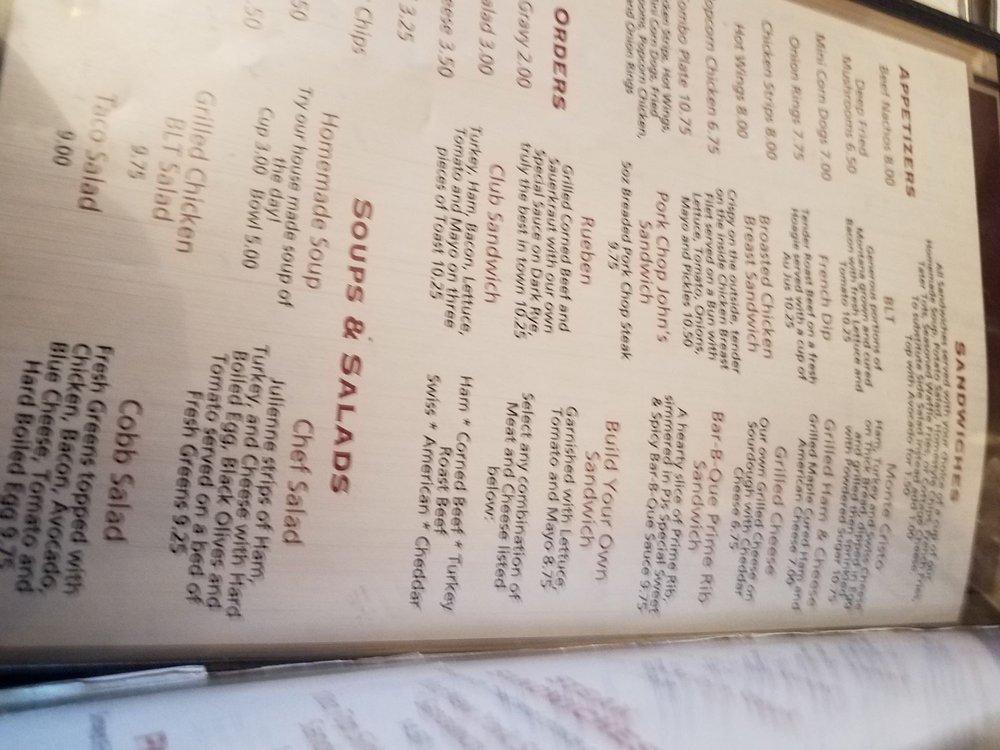Social Spots from Pj's Restaurant & Casino