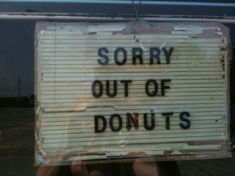 Donuts Fred's Daylight: 419 N Milt Phillips Ave, Seminole, OK