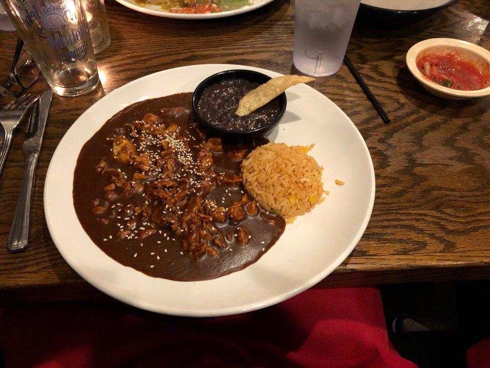 Ixtapa Fine Mexican Cuisine: 7103 NW Barry Rd, Kansas City, MO