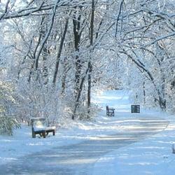 Genial Photo Of Klehm Arboretum U0026 Botanic Garden   Rockford, IL, United States.  Winter