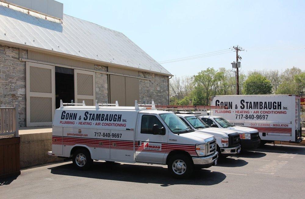 Gohn Stambaugh 135 Photos Plumbing 315 Busser Rd Emigsville Pa Phone Number Yelp