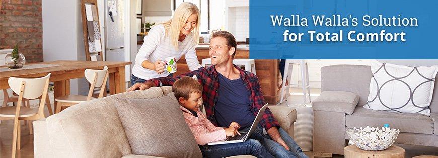 Total Comfort Solutions: 2904 Melrose St, Walla Walla, WA