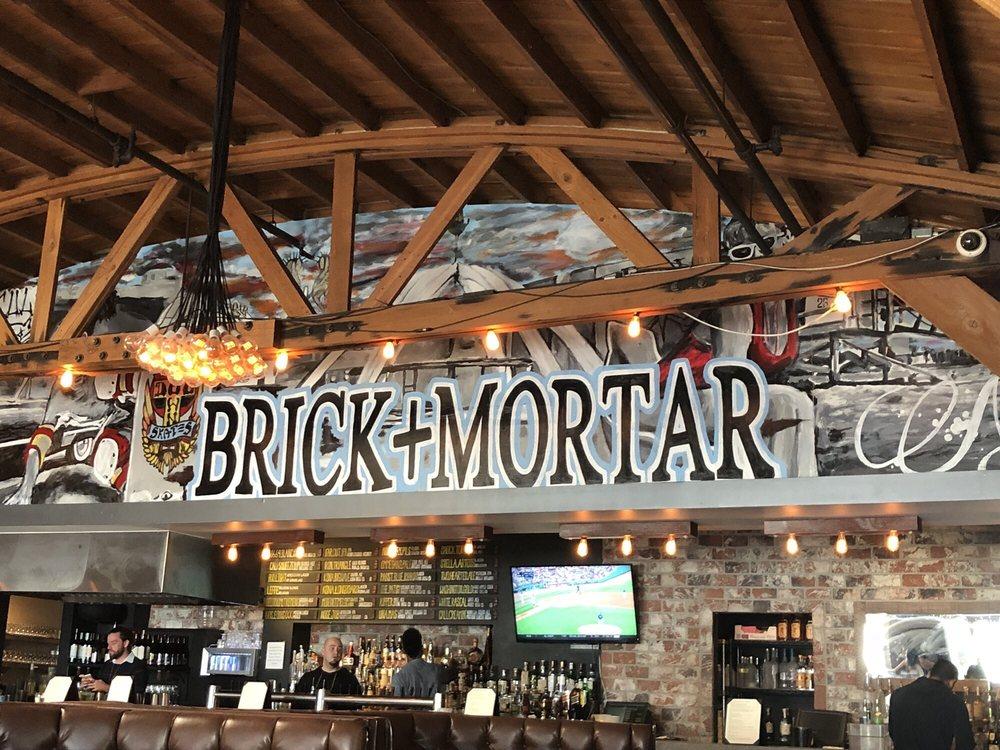 Photo Of Brick Mortar Santa Monica Ca United States Siiiignage