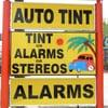 Super Tint & Alarms