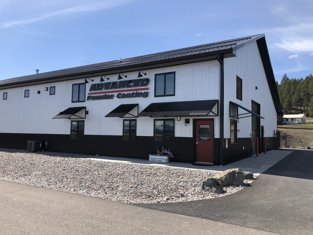 Advanced Powder Coating: 37 Southside Commercial Ct, Kalispell, MT