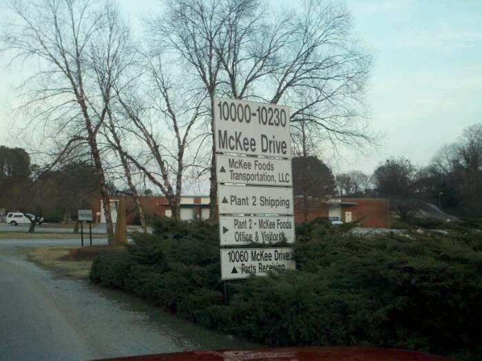 McKee Foods Corporation: 10260 McKee Rd, Collegedale, TN