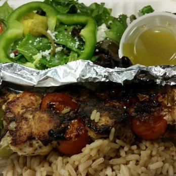 Zoes Kitchen Chicken Kabob zoes kitchen - 61 photos & 66 reviews - mediterranean - 2175 e