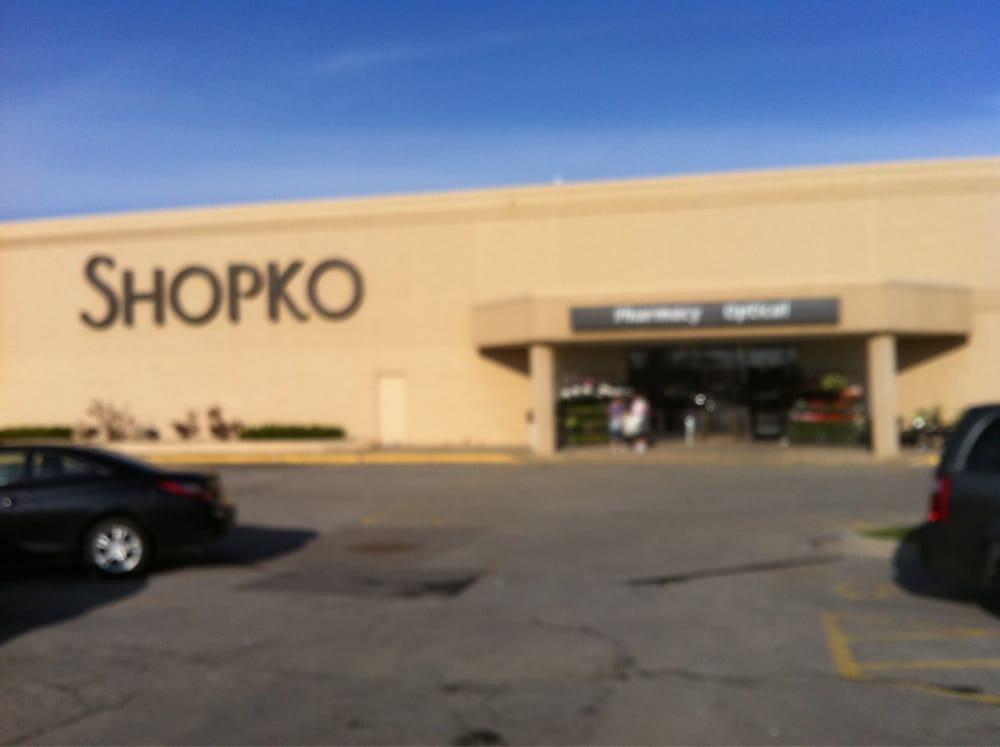 Shopko Rochester South [4078 - 4110] Highway 63 S ...