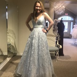 ba3e57b86d5f8 Photo of Heirlooms Bridal Shoppe - Dundas, ON, Canada. My Ellie Wilde prom