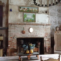 Photo Of Madewood Plantation House   Napoleonville, LA, United States. The  Original Kitchen
