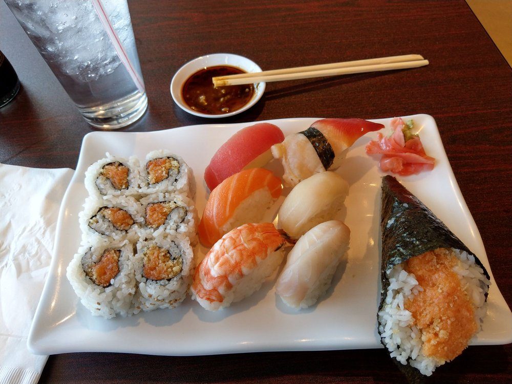 Fresh Sushi Time: 7402 SW 34th Ave, Amarillo, TX