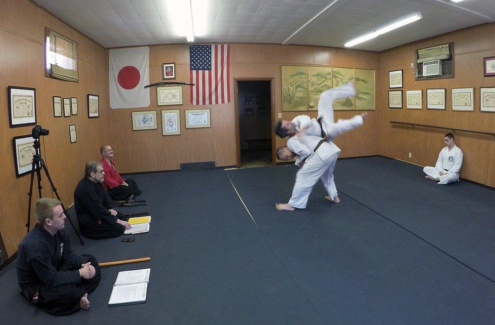 Kyushiki-Ryu School of Kempo-Jutsu: 1335 E Mishawaka Ave, Mishawaka, IN