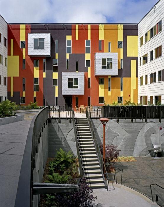 Armstrong place senior housing maison de retraite 5600 for La fenetre apartments san jose