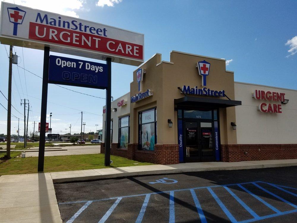 Main Street Family Urgent Care: 1475 Al Hwy 14 E, Selma, AL