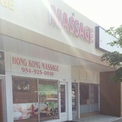 Hong Kong Massage