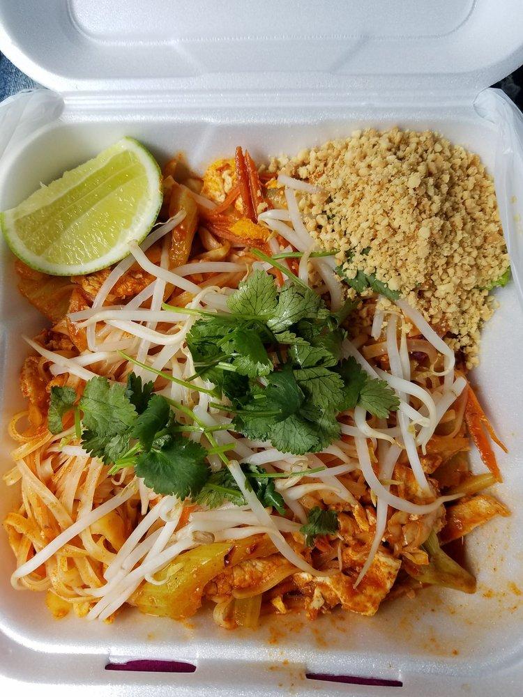 Food from Thaifoon