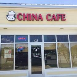 China Cafe Flagler Menu