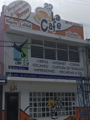 La Cafe Cafeteria Nicolás Bravo Sur 35 De Xoloco