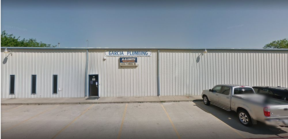 Garcia Plumbing: 104 E Decatur St, Ennis, TX