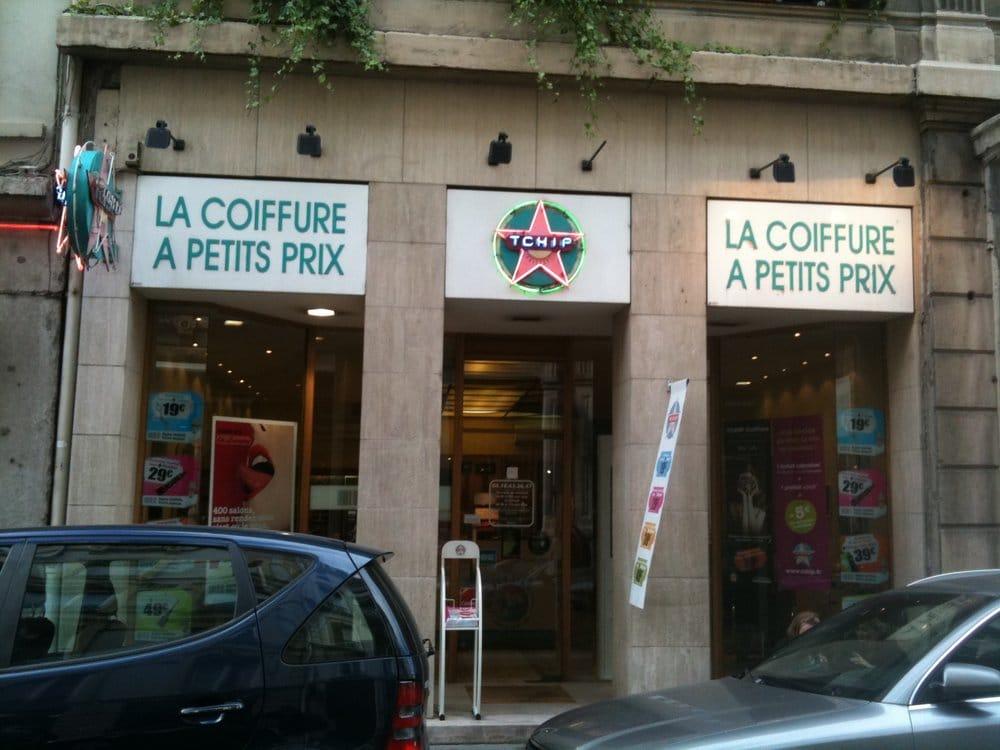 Tchip coiffure coiffeur salon de coiffure 72 rue - Salon de coiffure lyon ...