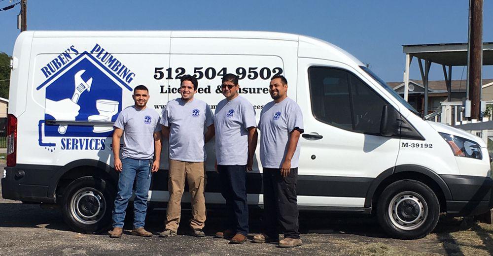 Ruben's Plumbing Services: Kyle, TX