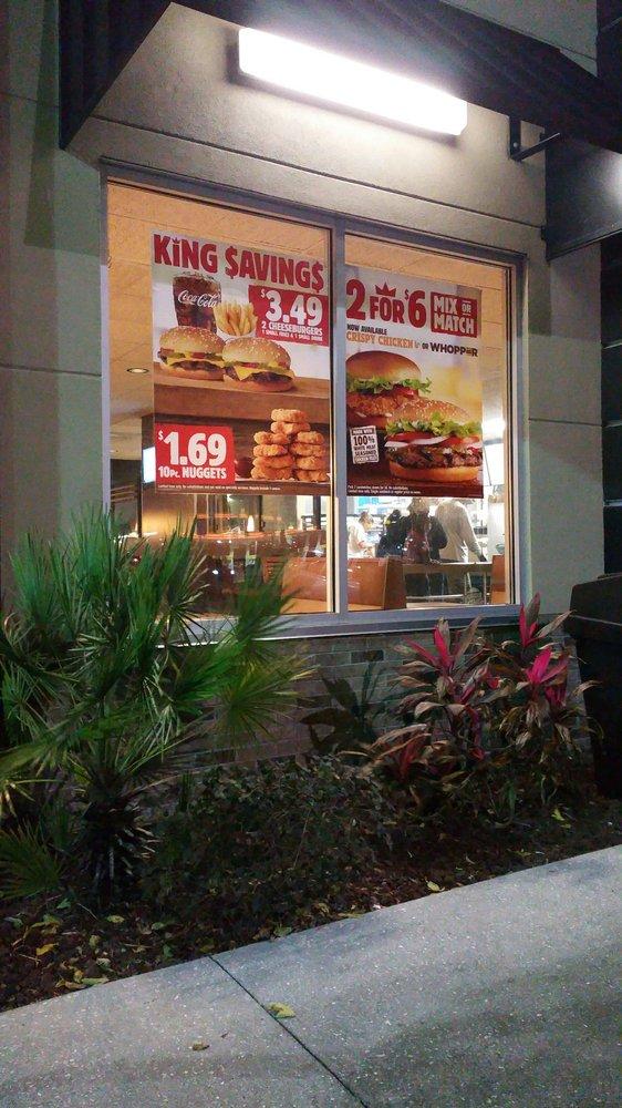 Burger King: 109 E Van Fleet Dr, Bartow, FL