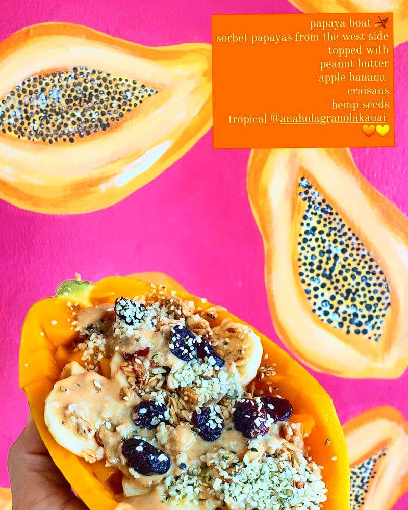 Hawaiian Gourmet Shaved Ice: 5-4280 Kuhio Hwy, Princeville, HI