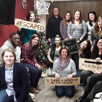 Photo Of The Great Escape Room Royal Oak Mi United States Both