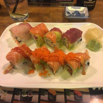 Sushi Cafe Happy Hour Alhambra