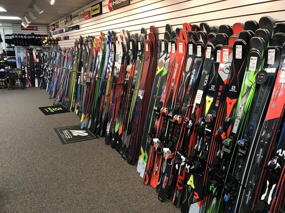 Ken Jones Ski Mart: 150 Kaye St, Manchester, NH
