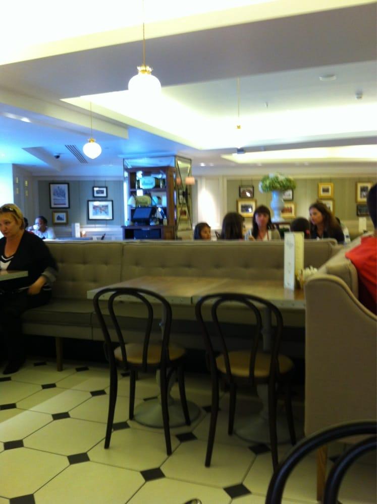 Harrods Tea Room Review