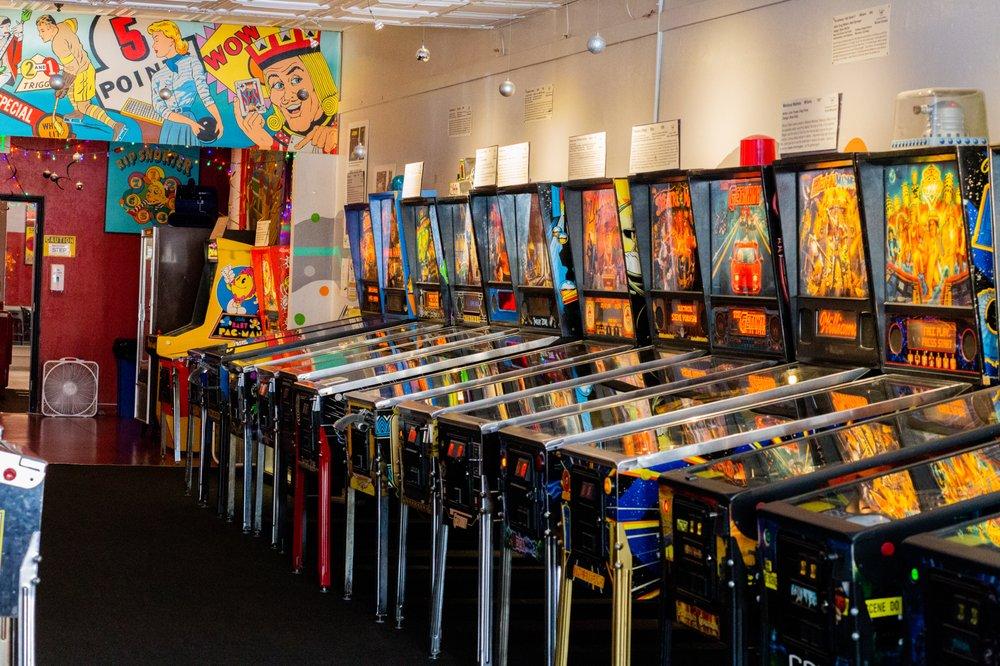 Pacific Pinball Museum: 1510 Webster St, Alameda, CA