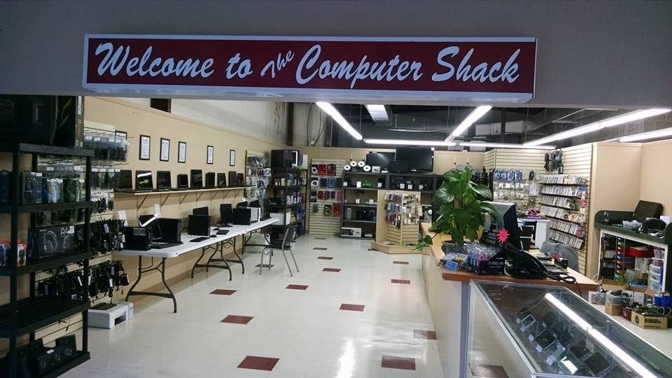 The Computer Shack: 75 Lindsey St, Silsbee, TX
