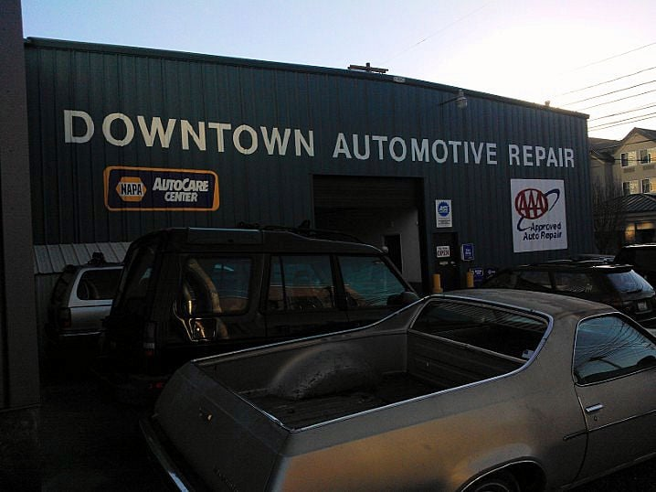 downtown automotive 36 reviews auto repair 702 6th ave n lower queen anne seattle wa. Black Bedroom Furniture Sets. Home Design Ideas