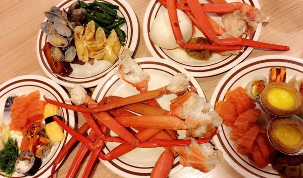 Terrific Pacific Seafood Buffet 2019 All You Need To Know Before Download Free Architecture Designs Embacsunscenecom