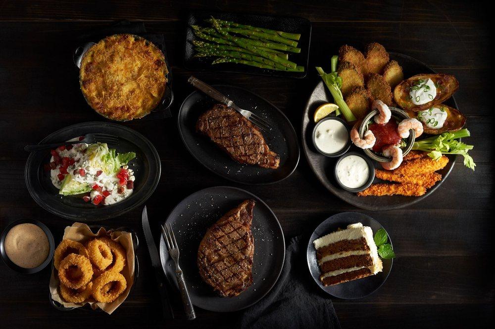 Black Angus Steakhouse: 415 E 13th St, Vancouver, WA