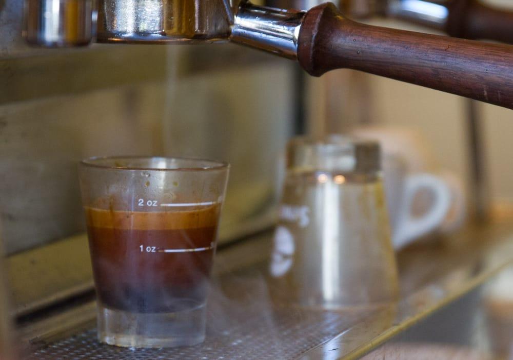 Sunergos Coffee: 231 S 5th St, Louisville, KY