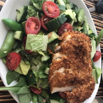 Photo Of LYFE Kitchen   Henderson, NV, United States. Salad With Added  Parmesan