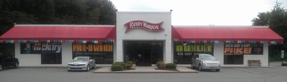Randy Marion Hickory >> Randy Marion Sav-A-Lot Hickory - Car Dealers - 800 US Hwy 70 SW, Hickory, NC, United States ...