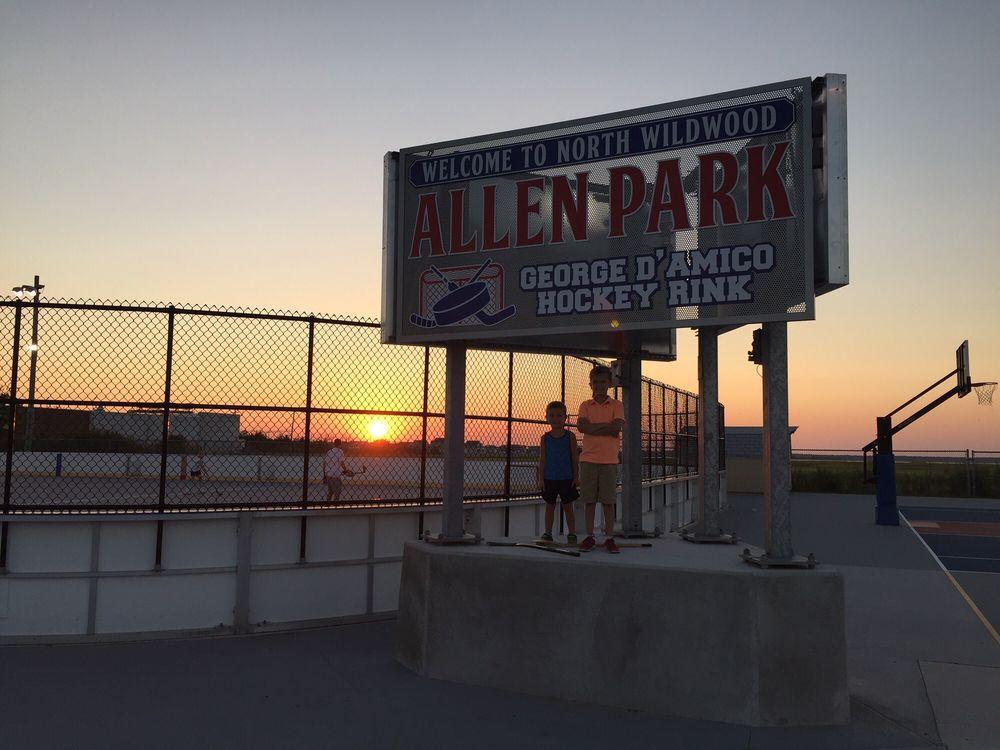 Albert J. Allen Memorial Park