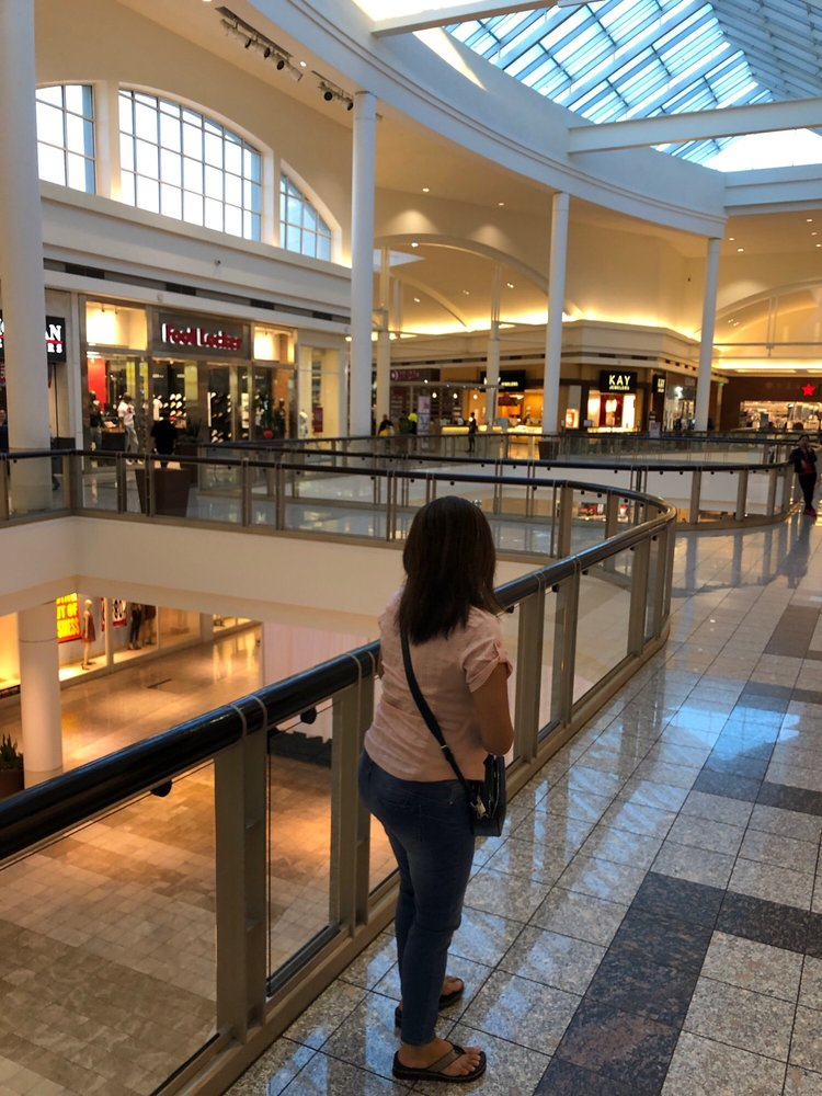 Galleria Mall at Sunset