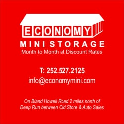 Photo of Economy Mini Storage - Kinston NC United States  sc 1 st  Yelp & Economy Mini Storage - Self Storage - 1498 Bland Howell Rd Kinston ...