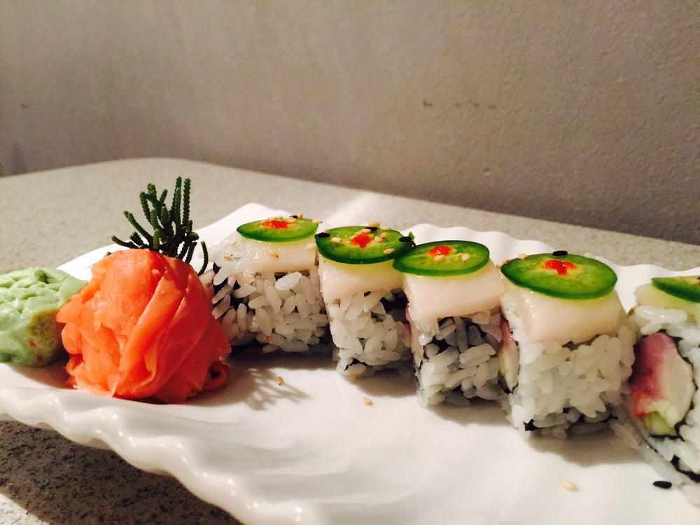 thai og sushi blåvand engelsburg fl