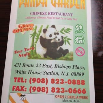 Chinese Restaurant Whitehouse Station Nj