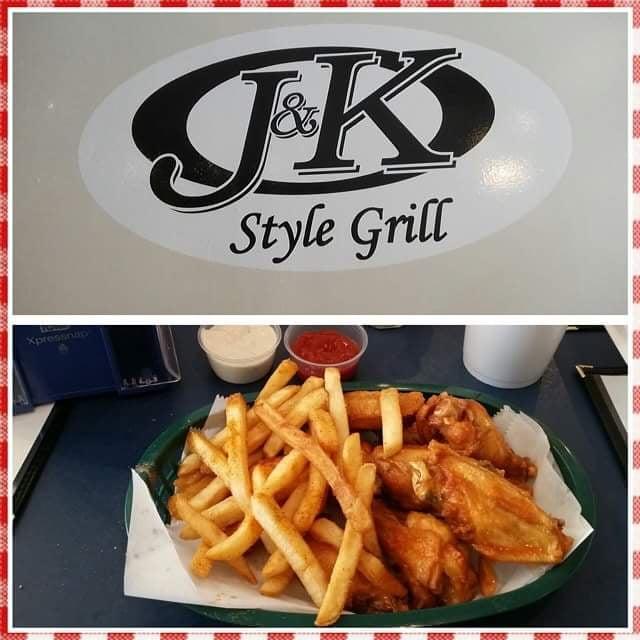 J K Style Grill Virginia Beach Va