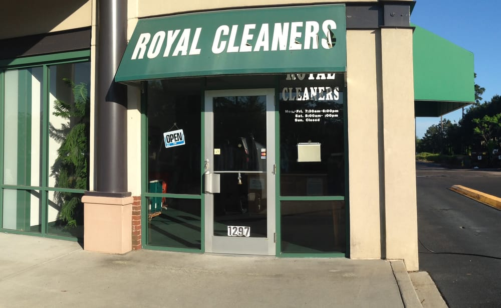Royal Cleaners & Laundry