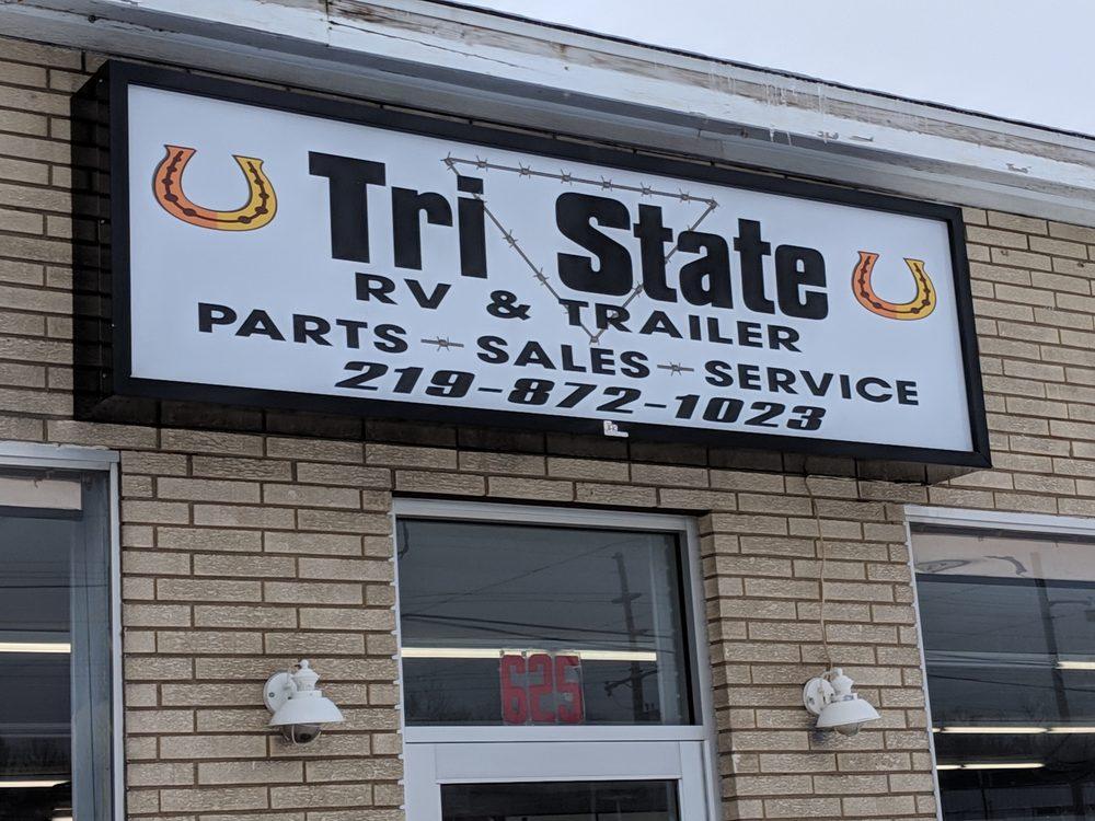 Tri State RV & Trailer: 625 E US Highway 20, Michigan City, IN