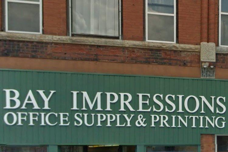 Bay Impressions Office Supply & Printing: 1109 Main St, Oconto, WI