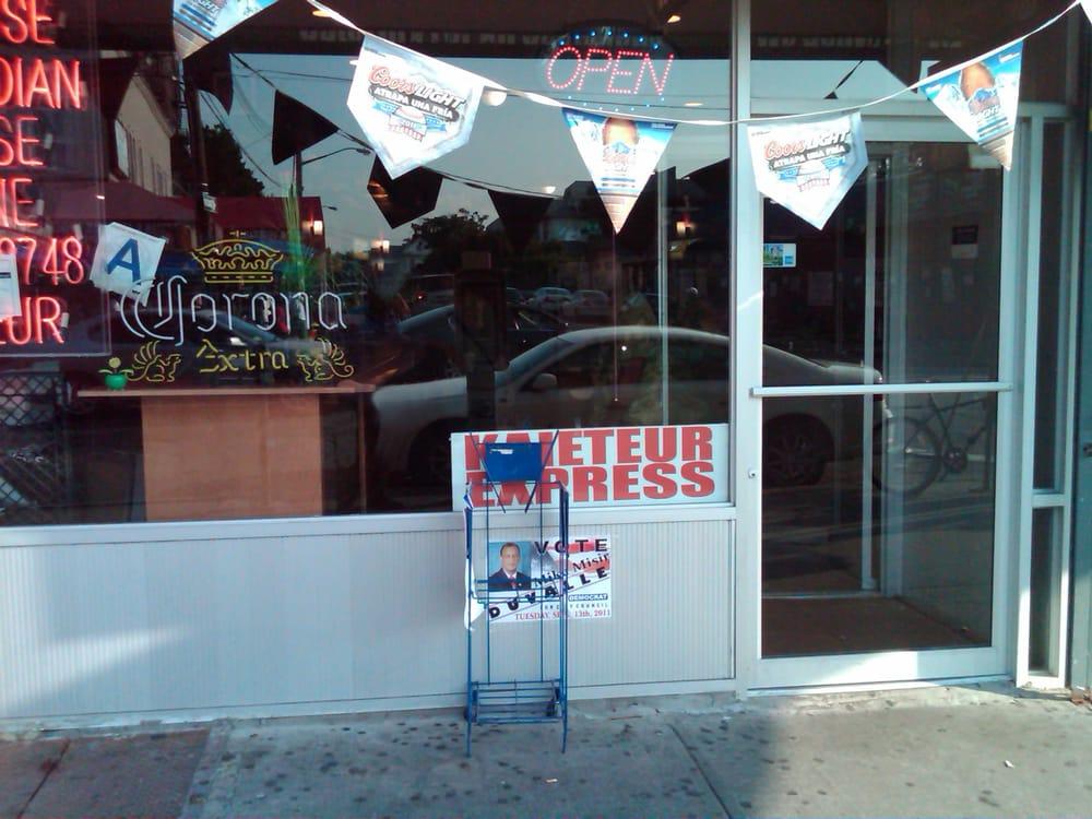 Kaieteur Restaurant Richmond Hill Ny